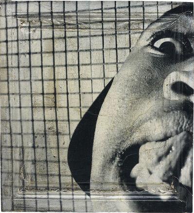 JR, 'Adama, Montfermeil, Portrait d'une Generation', 2006