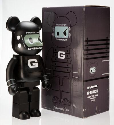 BE@RBRICK X G-Shock, 'Casio G-Shock Man 1000%', 2015
