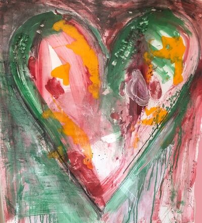 Jim Dine, 'Main Street #1', 2008