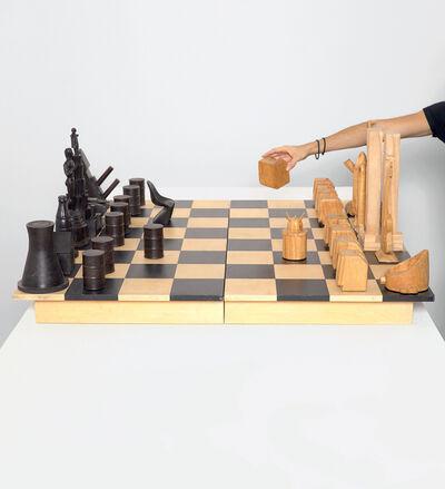 Constantin and Laurene Boym, 'History Chess', 2009