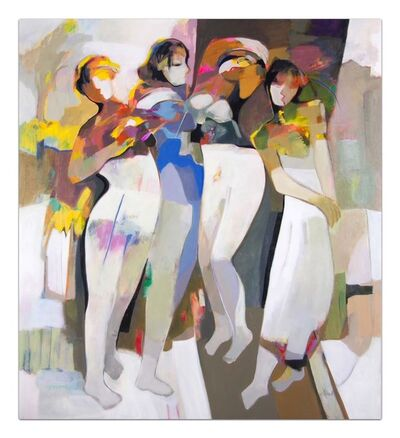 Hessam Abrishami, 'Ladies Night', 2019