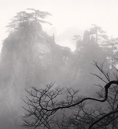 Michael Kenna, 'Huangshan Mountains, Study 52, Anhui, China', 2017