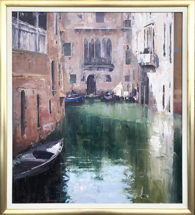 Ken Knight, 'A Sunny Corner - Venice', 2019
