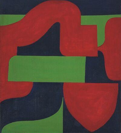 Arnaldo Ferrari, 'Composição V', 1969