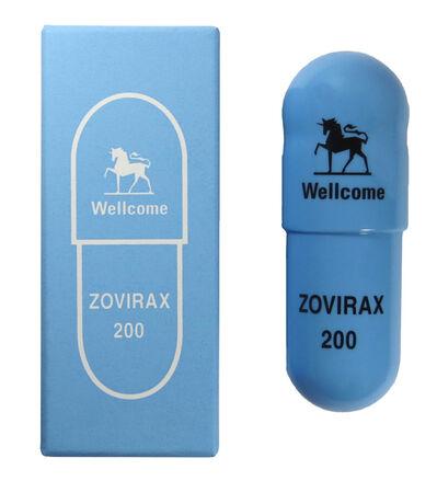 Damien Hirst, 'Zovirax 200mg', 2014