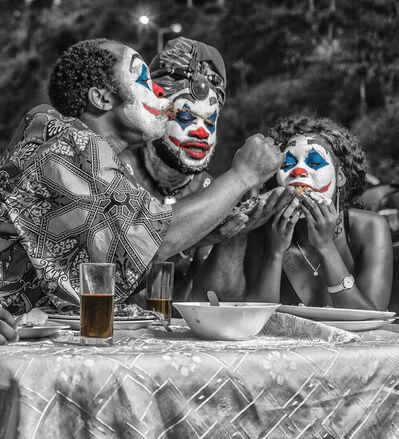 Thó Simões, 'O banquete 4', 2021