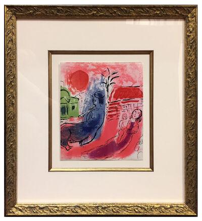 Marc Chagall, 'Maternité au Centaur', 1957