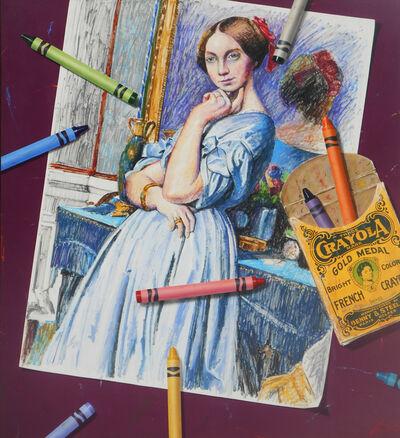 Ben Steele, 'Coloring Comtesse', 2020