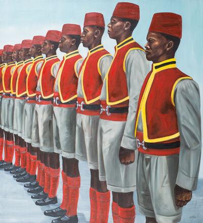 Zemba Musiri Lutanda Luzamba, 'Defence team', 2017