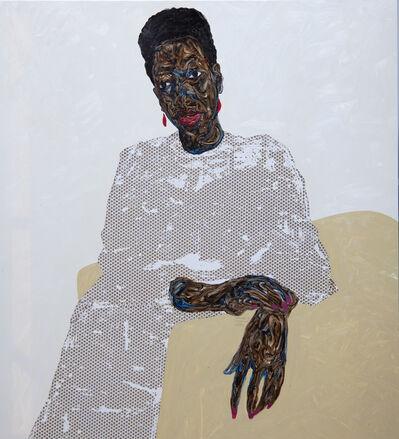 Amoako Boafo, 'Teju', 2019