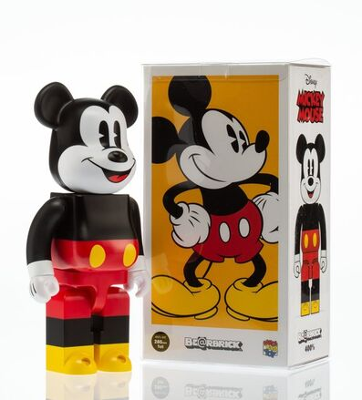BE@RBRICK X Disney, 'Mickey Mouse', 2018