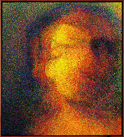 Domonkos Benyovszky-Szűcs, 'Portrait V.', 2020