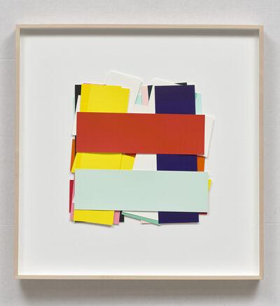 Imi Knoebel, '14 Farben 17 Stäbe'