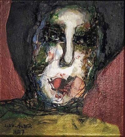 Aula Alayoubi, 'Small Portrait #2', 2017