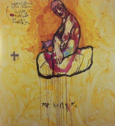 Carlos Quintana, 'Te estoy mirando de ocho maneras. ', 2000
