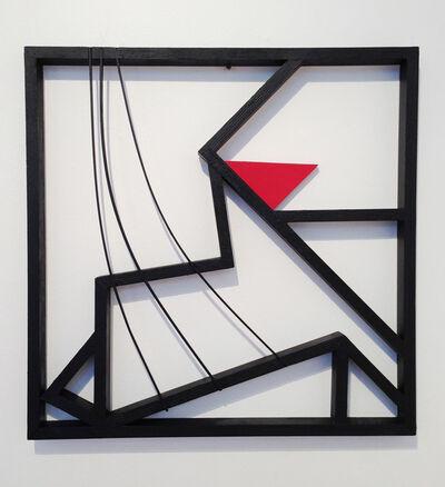 Brett Flanigan, 'Noir', 2015