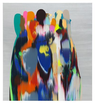 Stefan Behlau, 'Leftover Painting I', 2016