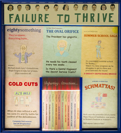 Jerry Meyer, 'Failure to Thrive', 2013