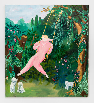 Claire Milbrath, 'The Swing', 2020