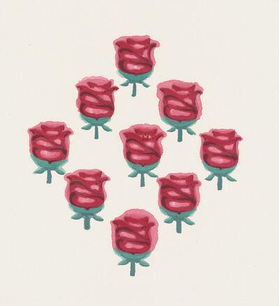 Nan Qi, '17 Roses', 2016