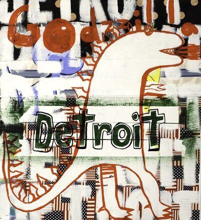 Michael Miller, 'Kidzilla Detroit', 2009