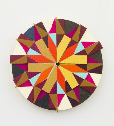 Martha Clippinger, 'pinwheel', 2013