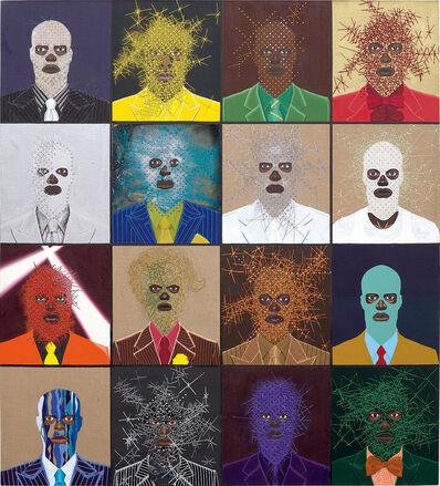 Jeff Sonhouse, 'Bubonic Bling', 2002