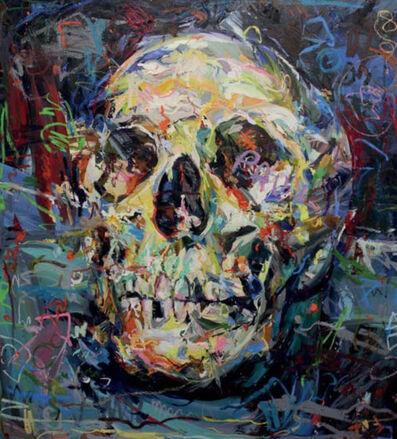 Paul Wright, 'Bonehead (Skull) ', 2017