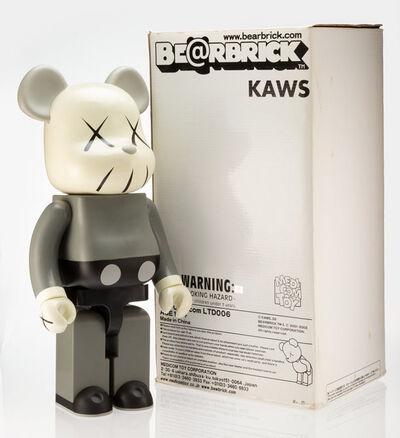 KAWS, 'Companion 1000% (Grey)', 2002