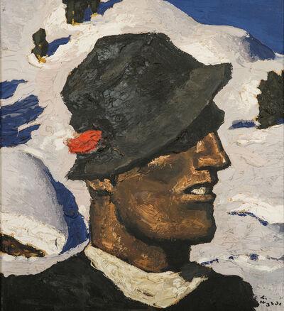 Alfons Walde, 'Tiroler Holzknecht', ca. 1930