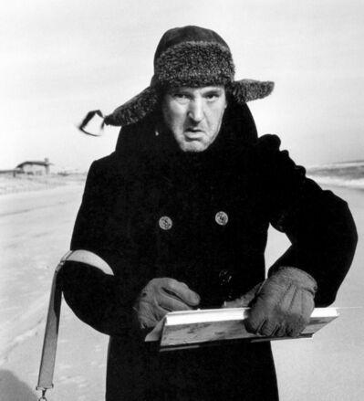 Peter Hujar, 'Malcolm Morley', 1981
