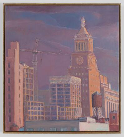 Jane Freilicher, 'Union Square at 4:00 PM', 1987