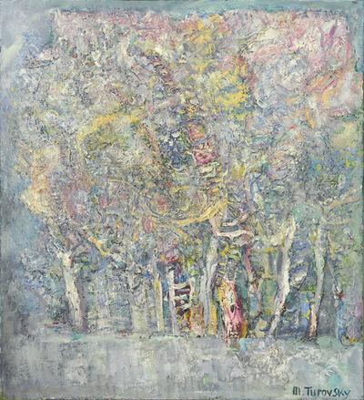 Mikhail Turovsky, 'Blooming Trees', 1998