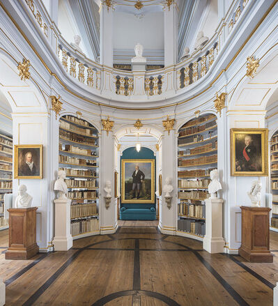 Reinhard Gorner, 'Great Minds, Duchess Anna Amalia Library, Weimar, Germany', 2017
