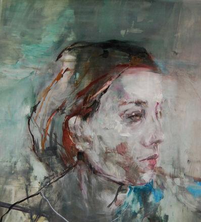 Edwige Fouvry, 'Profil', 2015
