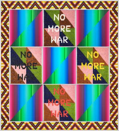 Jeffrey Gibson, 'NO MORE WAR', 2020