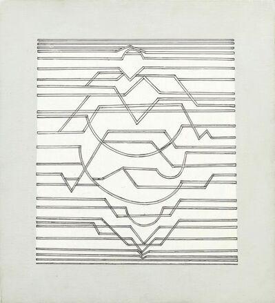 Victor Vasarely, 'Sans Titre', 1955-60