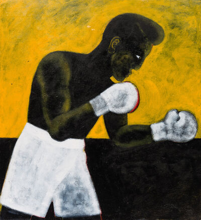 Abe Odedina, 'I'd Fight for You', 2018