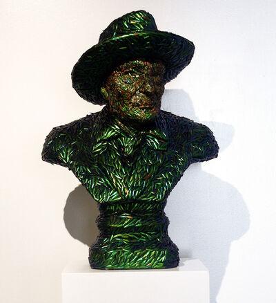 Jan Fabre, 'Hommage Aan Jean-Henri Fabre', 2004