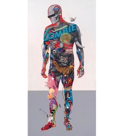 Tristan Eaton, 'THE SON (self-portrait)', 2018