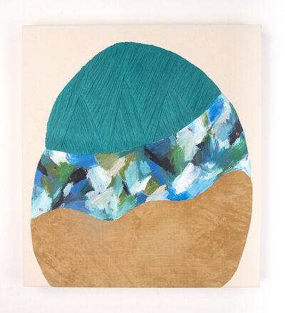 Amanda Valdez, 'between crust and core', 2020