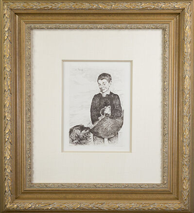Édouard Manet, 'The Urchin (Le Gamin) Second and Final State', 1862