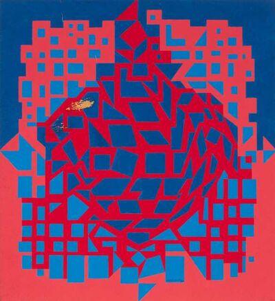 Victor Vasarely, 'Citra-C, 1955-62'