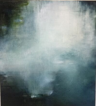 Gareth Edwards, 'For one ecstatic moment a river holds fast the light', 2019