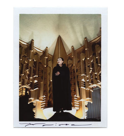 Yasumasa Morimura, 'Greta Garbo 2', 1995