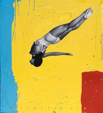 Geoffrey Gersten, 'Jumping Off', 2020