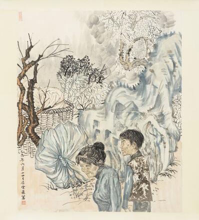 Yun-Fei Ji 季云飞, 'Two women', 2015