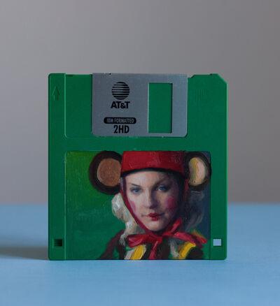 SJ Fuerst, 'Monkey Green',