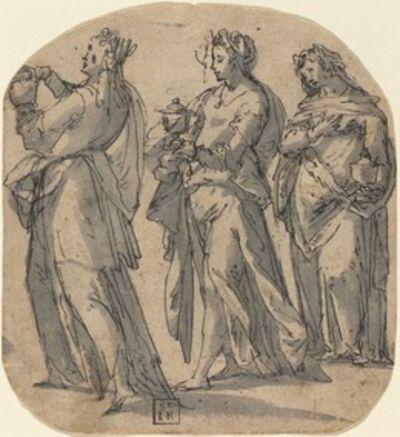 Johann Willinges, 'The Three Marys', 1590s