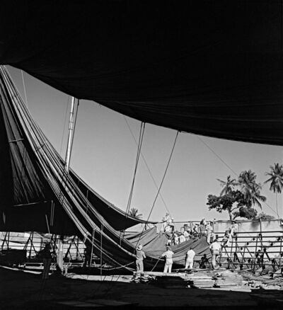Pierre Verger, 'Circo Nerino, Recife, Brasil', 1947